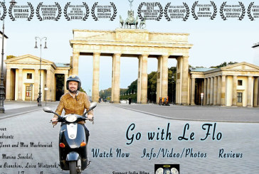 "Film ""Go with Le Flo"" e concerto dei ""Bright Blue Gorilla"""