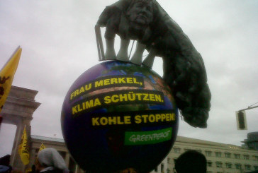 Global Climate March Berlin –   Anche Berlino fa sentire la sua voce!
