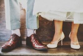 Togliere le scarpe, è cosa buona e giusta!