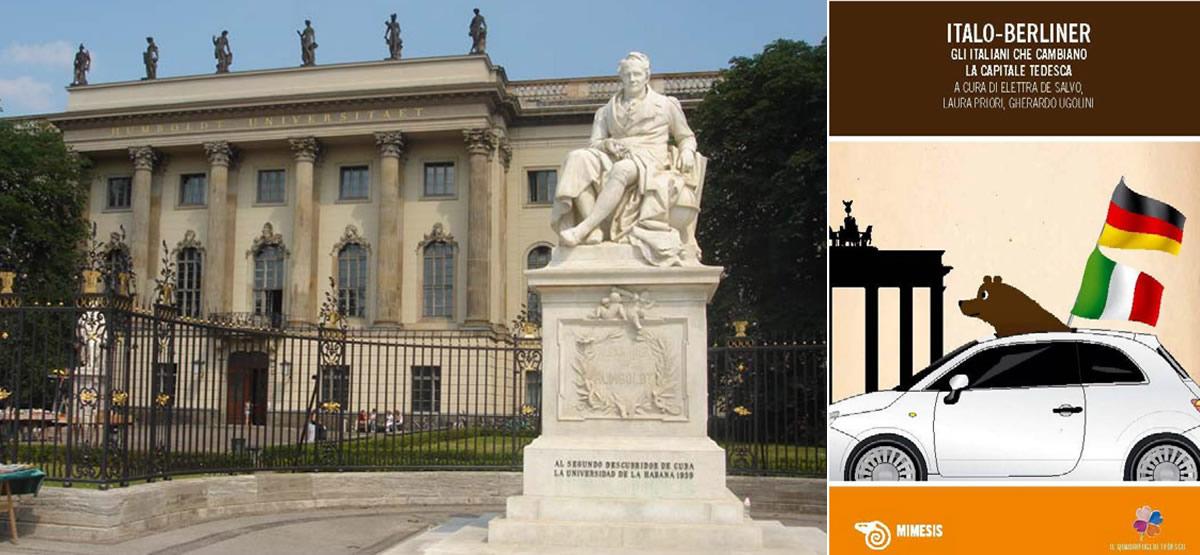 ITALO-BERLINER che studiano e lavorano nelle università tedesche