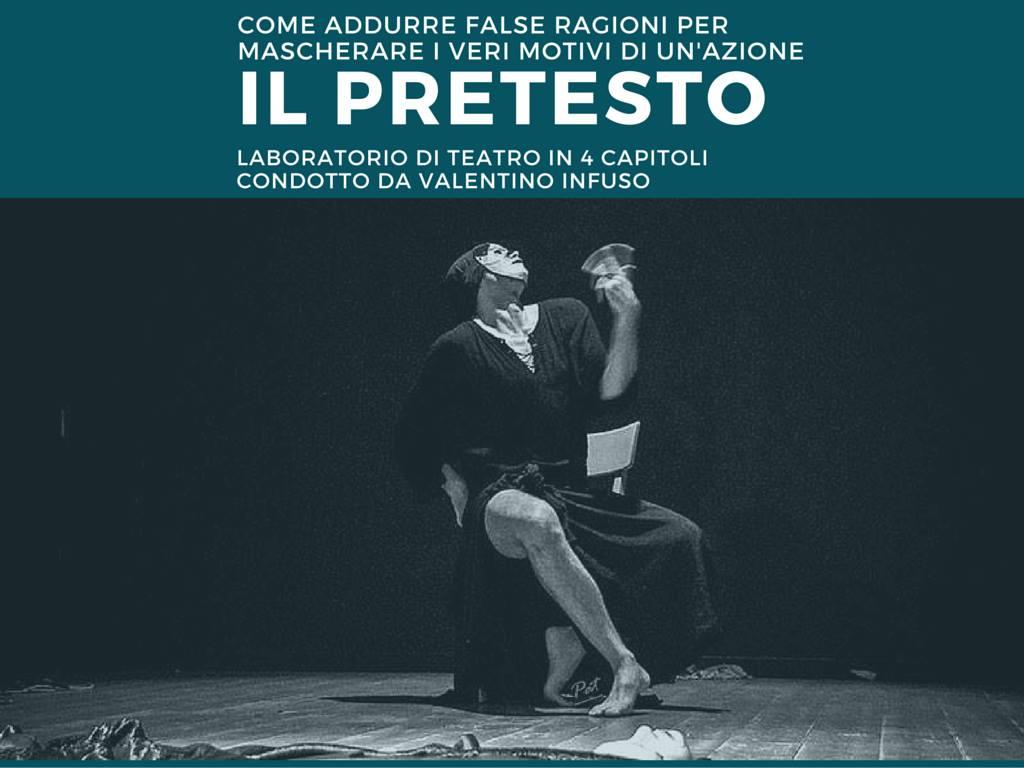Il PreTesto – Laboratorio teatrale in lingua italiana, tedesca ed inglese.