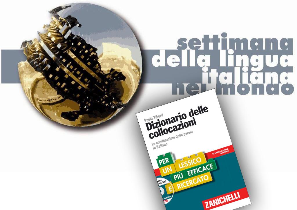 SETTIMANA DELLA LINGUA ITALIANA NEL MONDO (17.-23.10.2016) – L'Italiano e la creatività: marchi, costumi, moda e design