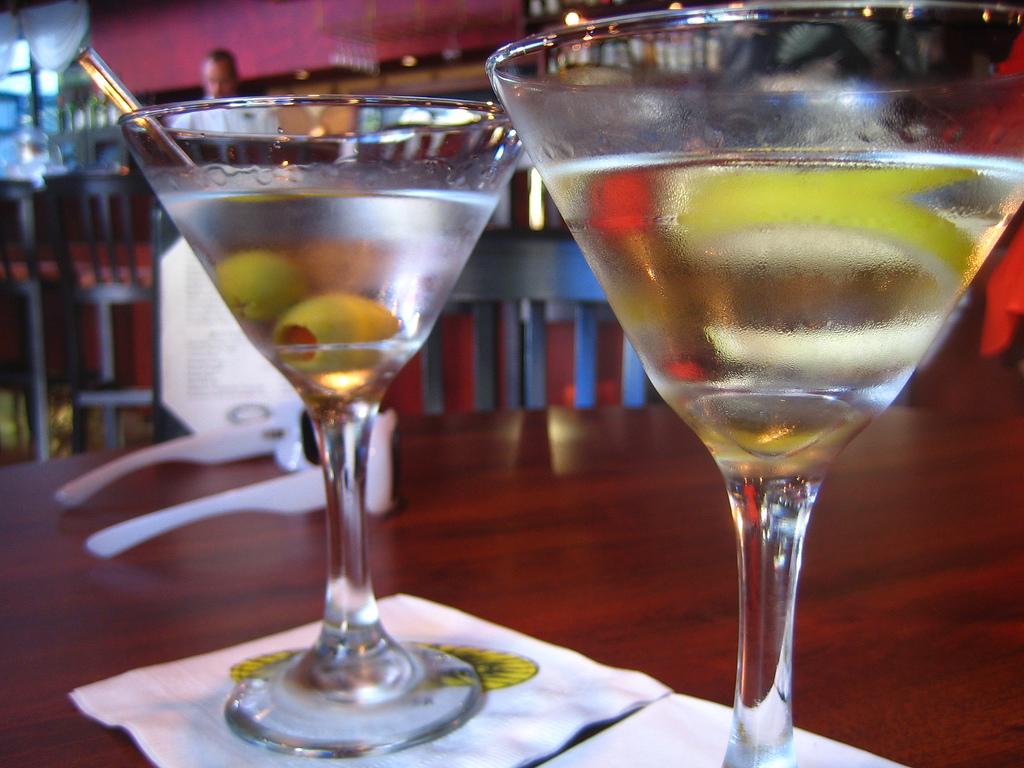 Guadagnare provando drink a base di gin