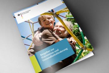 Guida alla prevenzione e promozione della salute – Il Ministero della Salute tedesco fa il punto sul tema prevenzione.