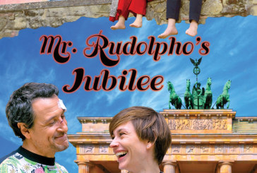 Mr. Rudolpho's Jubilee – 28.01.2017 World Premiere Berlin
