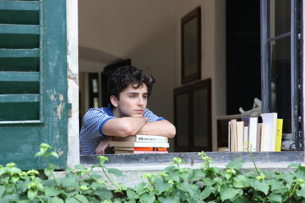 Call Me by Your Name | Land: ITA/FRA 2017 | Regie: Luca Guadagnino | Bildbeschreibung: Timothée Chalamet | © Sony Pictures