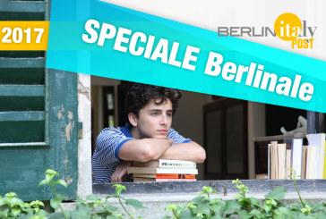 Cinema italiano alla Berlinale 2017. Call me by Your Name di Guadagnino presentato oggi.