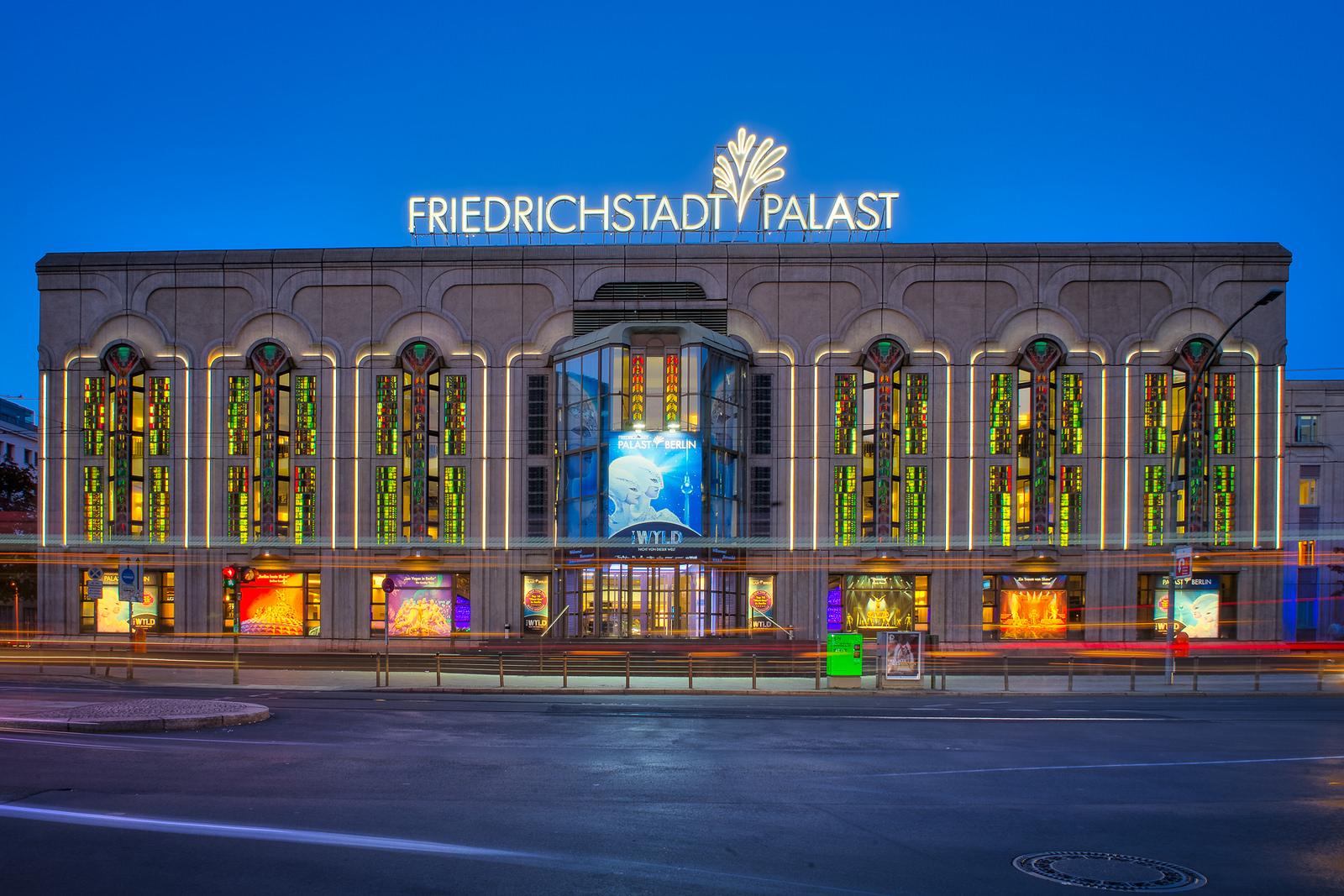 Friedrichstadt-Palast Berlin