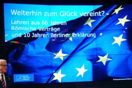 PER UN'EUROPA CONDIVISA: da Adenauer alla cassa del supermarket, passando per la fraternità della raccolta differenziata di Kieślowski