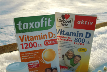 Berlino, il meteo e… la vitamina D.