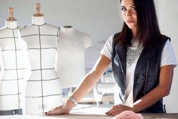 Francesca Castellano, neo-stilista italiana sceglie Berlino per le sue creazioni.