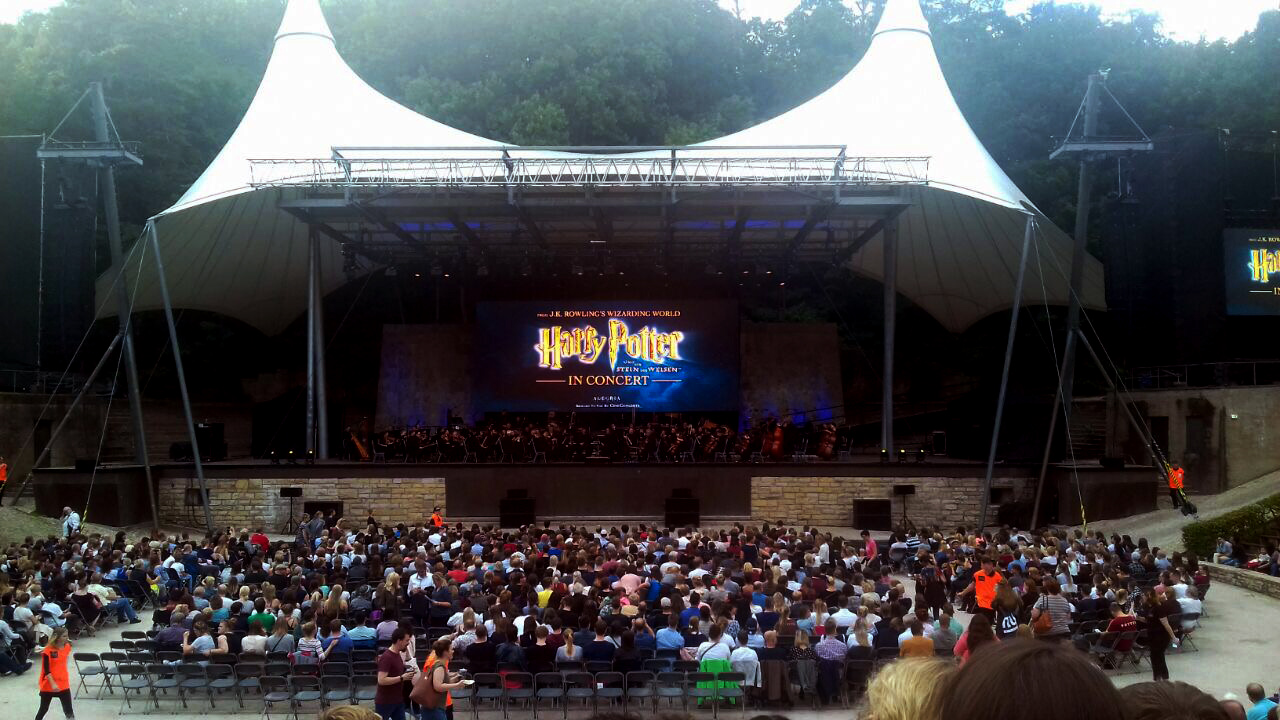 Harry Potter in Concert: la magia di Harry Potter in concerto