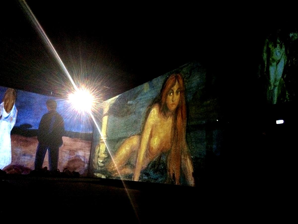 Da Monet a Kandinsky. Berlino ci regala una nuova mostra multimediale.