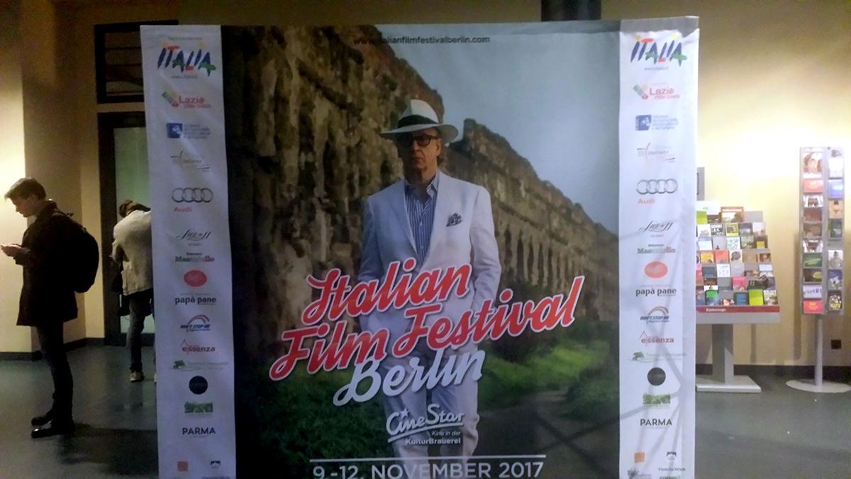 Tra teatro, cinema e il sodalizio con Sorrentino. Colloquio con Toni Servillo, ospite d'onore dell'Italian Film Festival di Berlino.