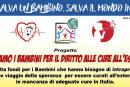 Aiutiamo i bambini per il diritto alle cure all'estero