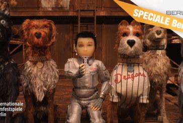 """Iniziata la 68esima edizione della Berlinale con il film di Wes Anderson """"Isle of dogs"""""""
