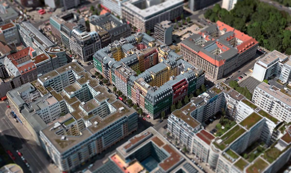 Aldo Rossi e Berlino