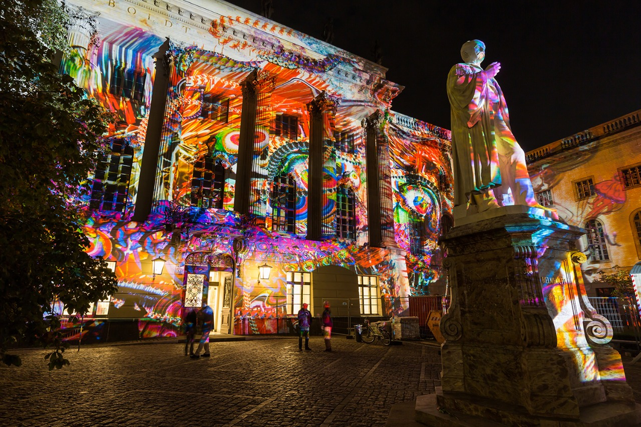Intervista a Archan Nair (Artista del Festival of Light Berlin 2018)