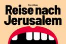 """Eva Löbau  – """"REISE NACH JERUSALEM"""" – Il film con il cuore italiano di Lucia Chiarla prodotto dalla KESS FILM in arrivo in tutta la Germania"""