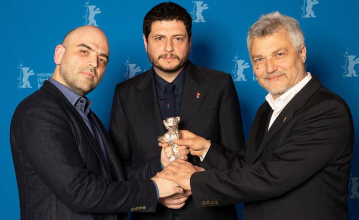 Orso d'Oro al film franco israeliano Synonymes, Orso d'Argento per la migliore sceneggiatura all'italiano La Paranza dei Bambini.