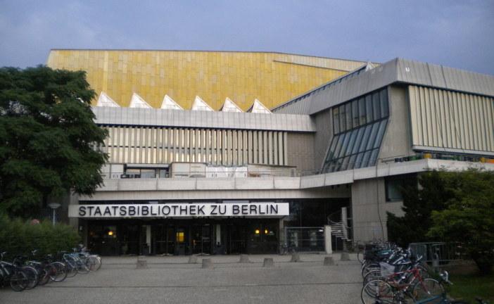 La biblioteca di Stato di Berlino si rinnova e diventa più accessibile a tutti