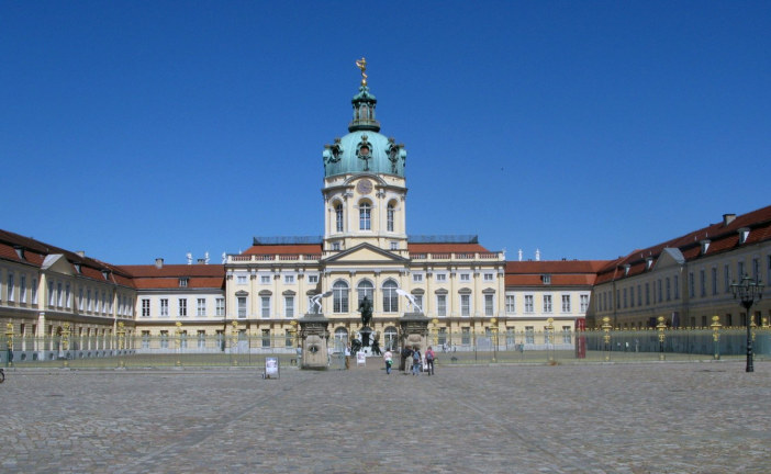 Il castello di Charlottenburg