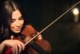 La Principessa, il Violino e il Sogno nel cassetto. Cecilia Crisafulli la violinista della Max Raabe & Palast Orchester.