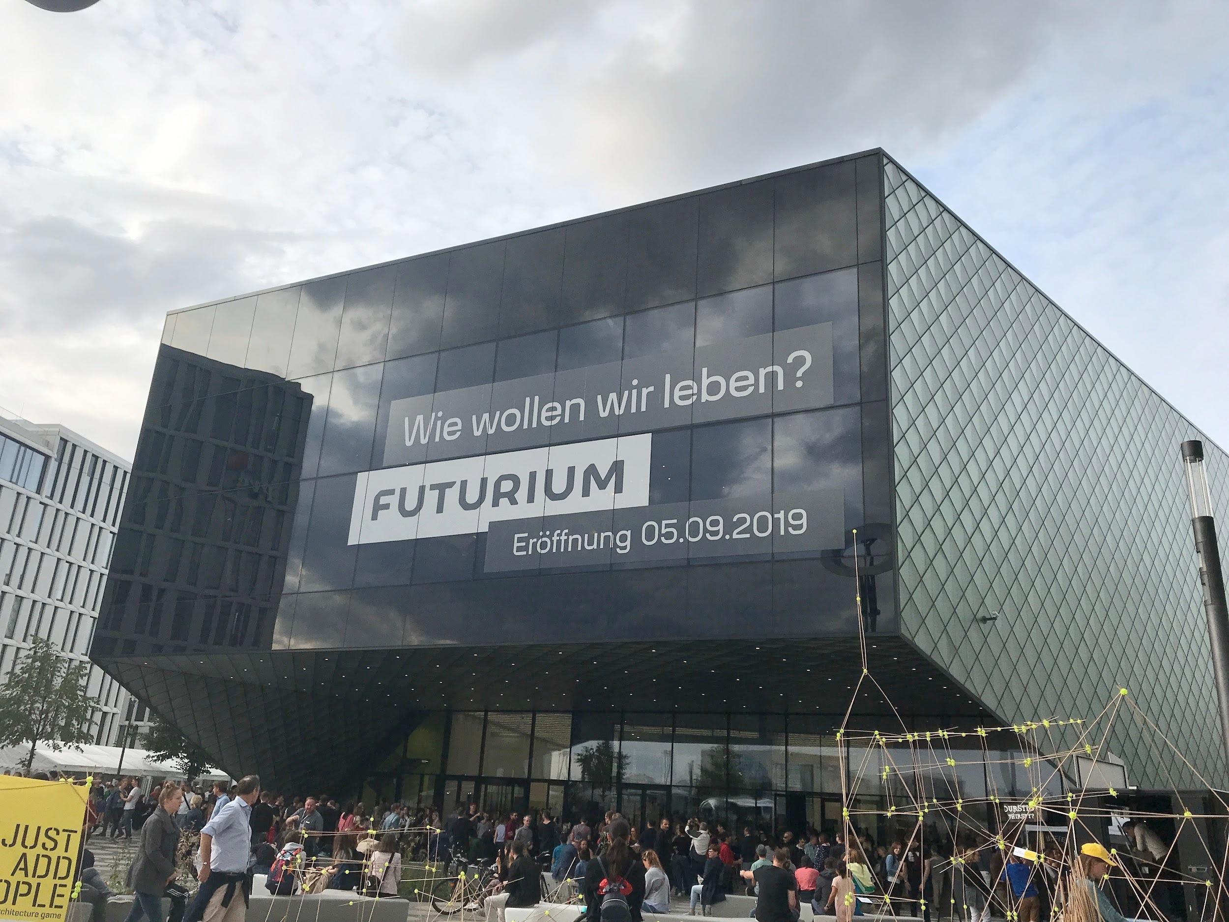 FUTURIUM, dove il Futuro è già presente
