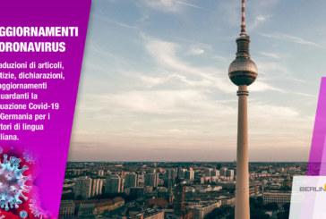 Il sindaco di Berlino non esclude il coprifuoco
