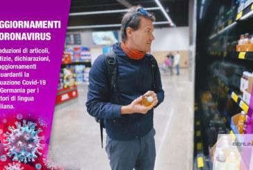 Il Senato di Berlino autorizza l'apertura domenicale dei supermercati