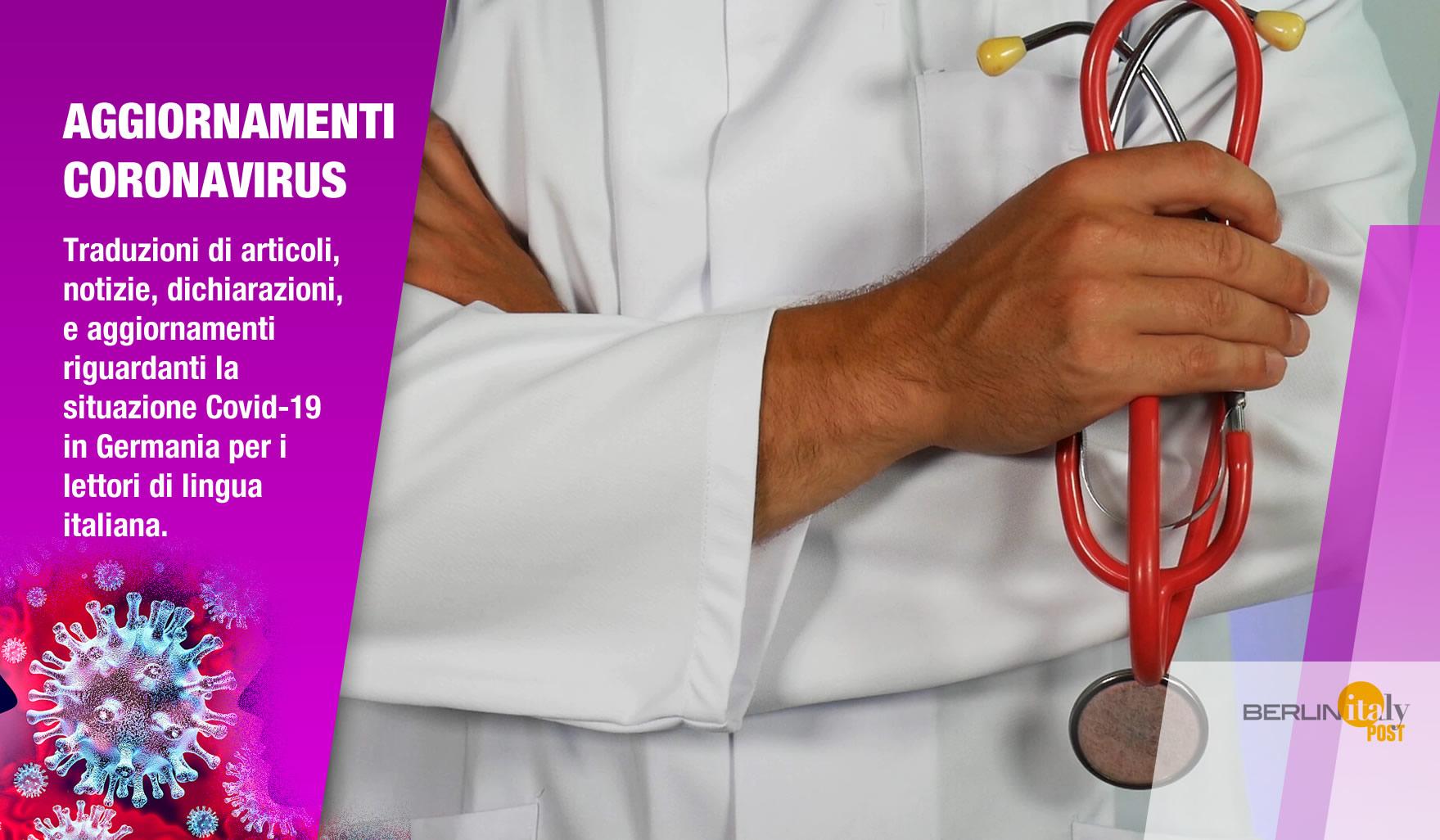 Interessanti risultati nello studio clinico dei primi pazienti tedeschi bavaresi