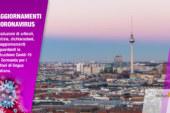 Coronavirus a Berlino. I primi aggiornamenti di oggi